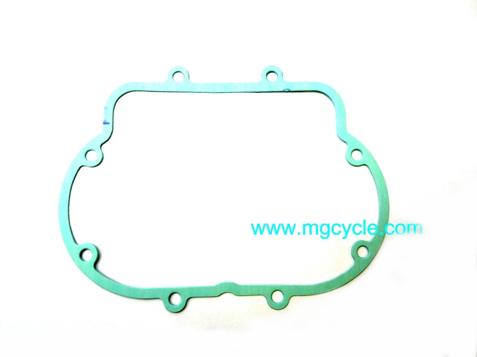 Premium quality thick valve cover gasket, round fin GU12023700