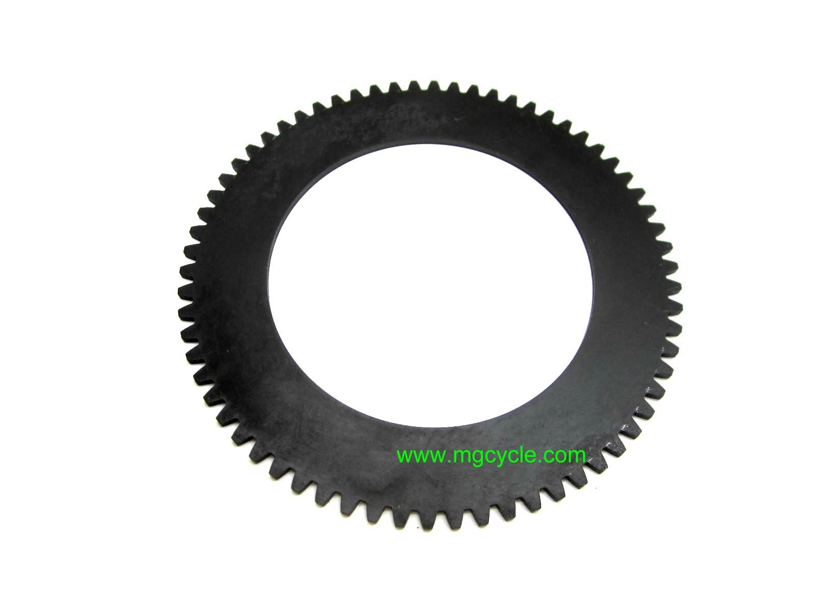 Clutch intermediate plate, anti-warp alternate for GU12082300