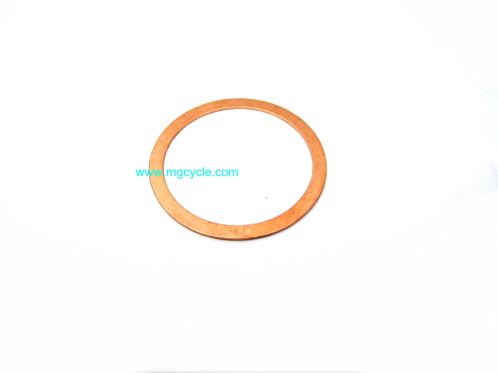 Shim, copper rear drive inner seal-bearing GU12351100