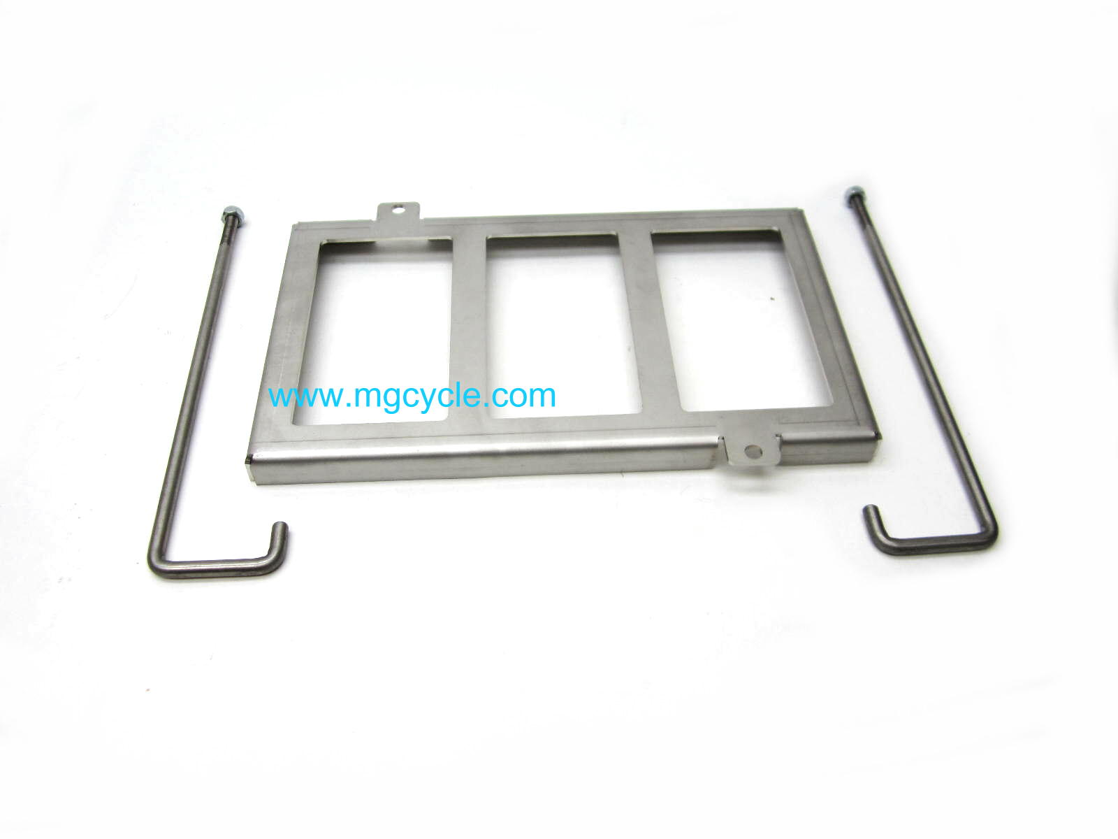 Battery hold down frame kit, V700 Ambassador Eldorado