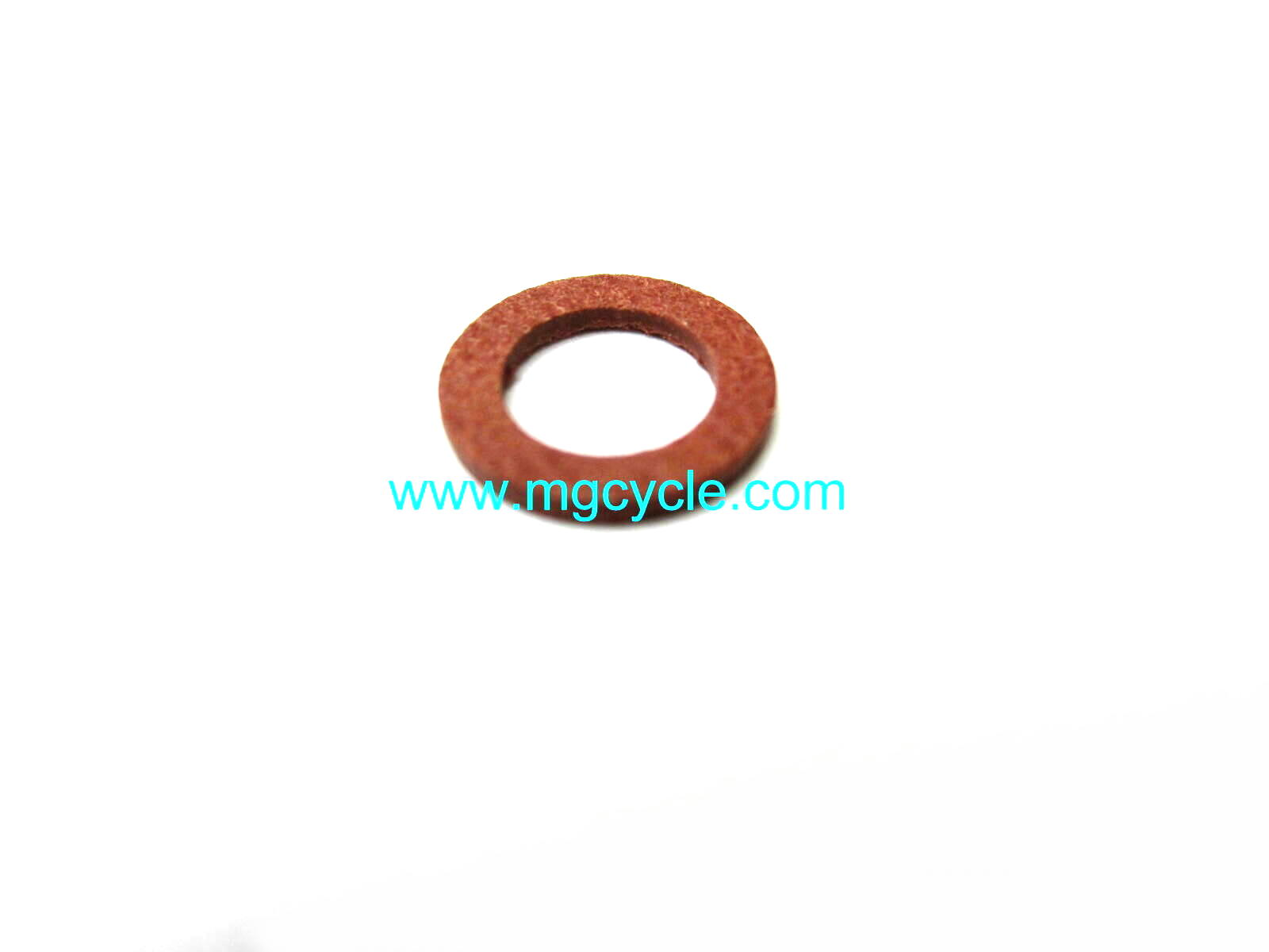 Fiber 6mm sealing washer, fork drain, carb inlet, synch plug