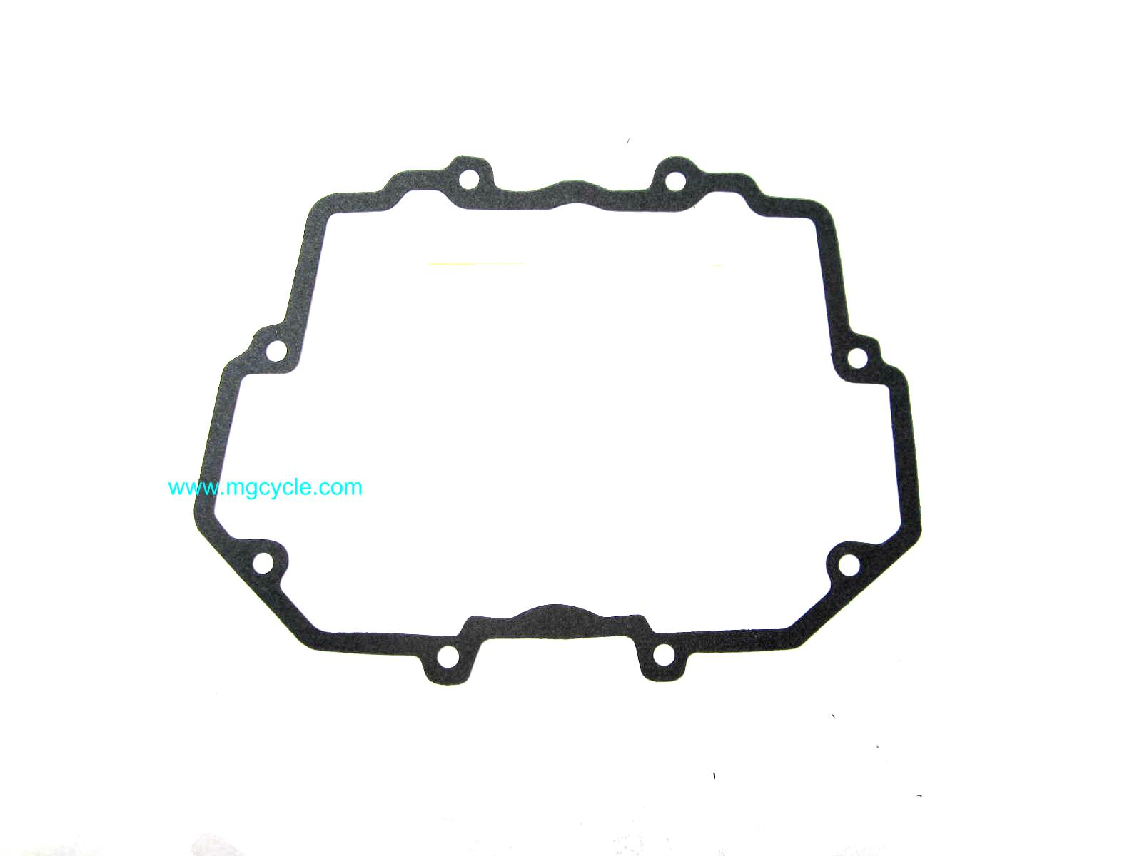 Valve cover gasket square fin big twins GU14023760