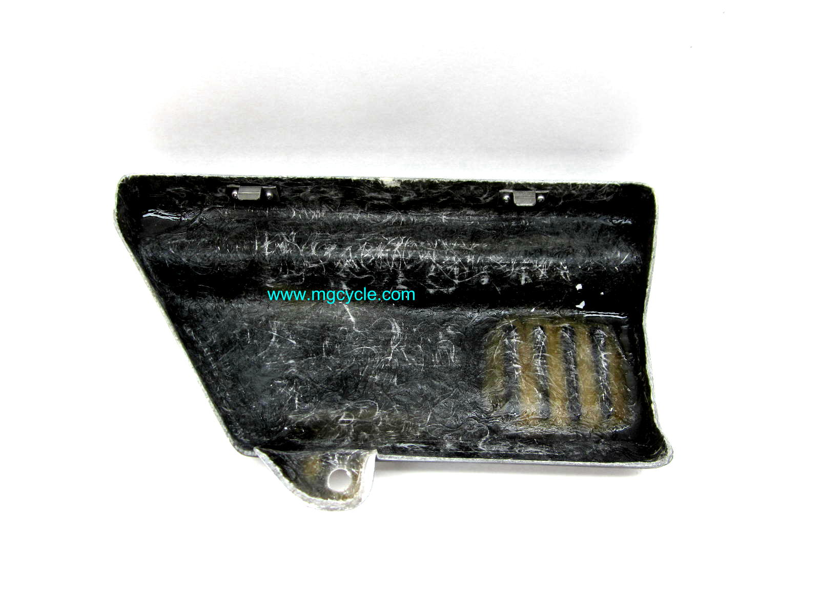 Side cover, LM1, LM2, CX100, 1000S left side, fiberglass