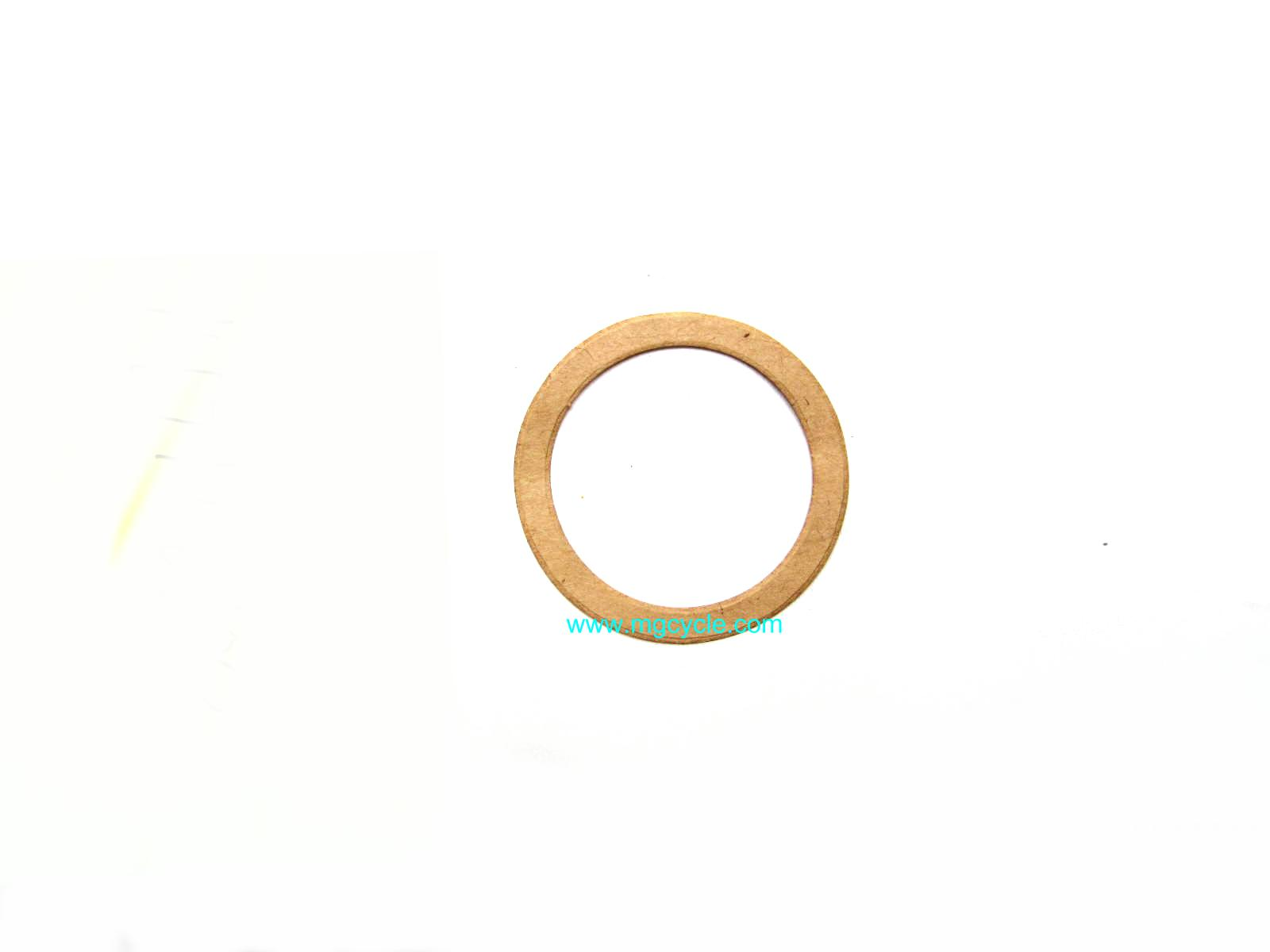 Distributor base gasket, round, dual point Big Twins GU14716400