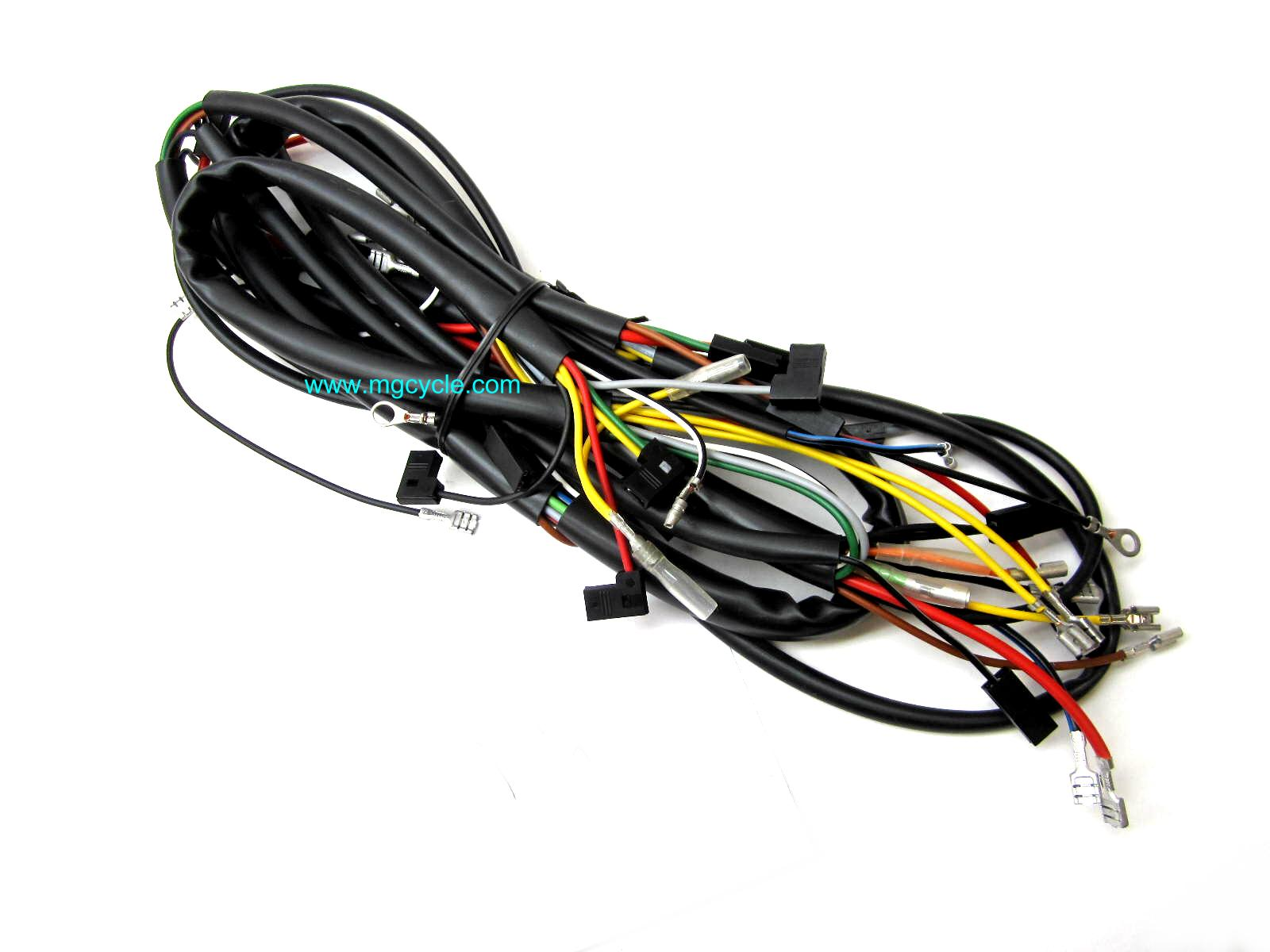 Wiring Mg Cycle Moto Guzzi Parts And Accessories Available Online Main Harness Wire V7 Sport 750s