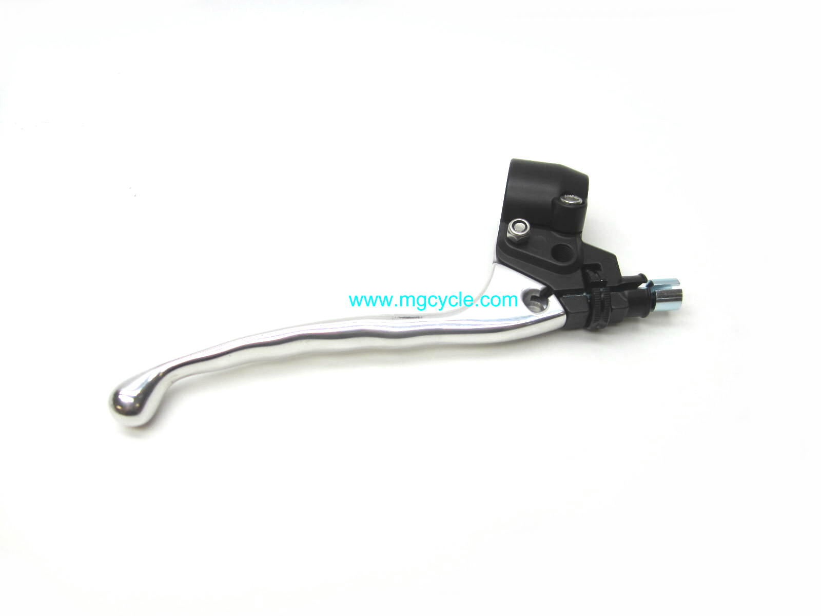 Polished clutch lever assembly T3 G5 Convert Cal2 SP GU17605570