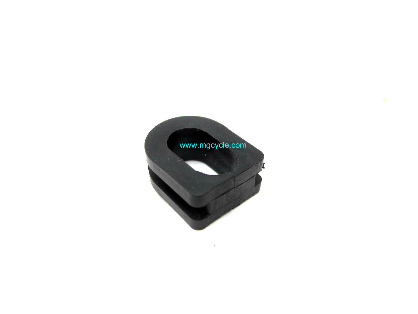 Grommet, alternator wire through alternator cover, all models