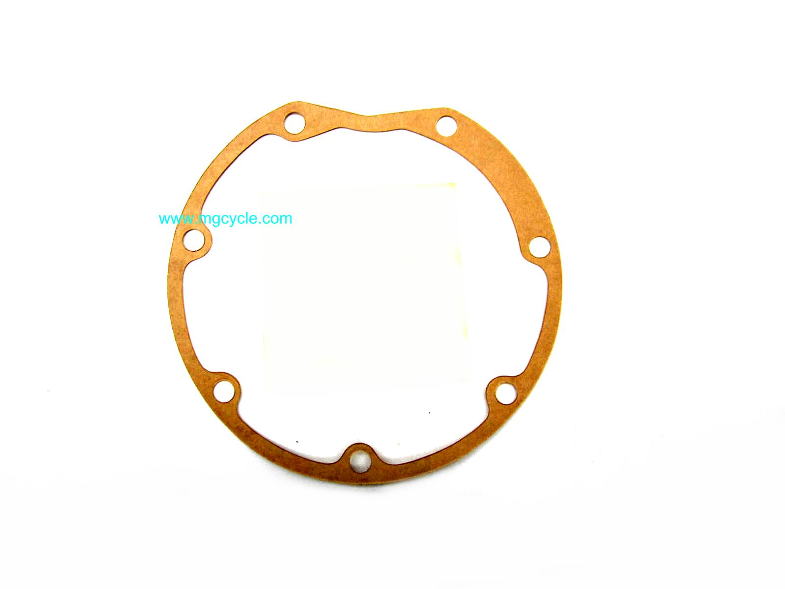 Rear drive flange gasket small blocks GU19350700