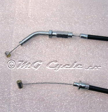 Throttle cable, LeMans III, LM3 GU28117550