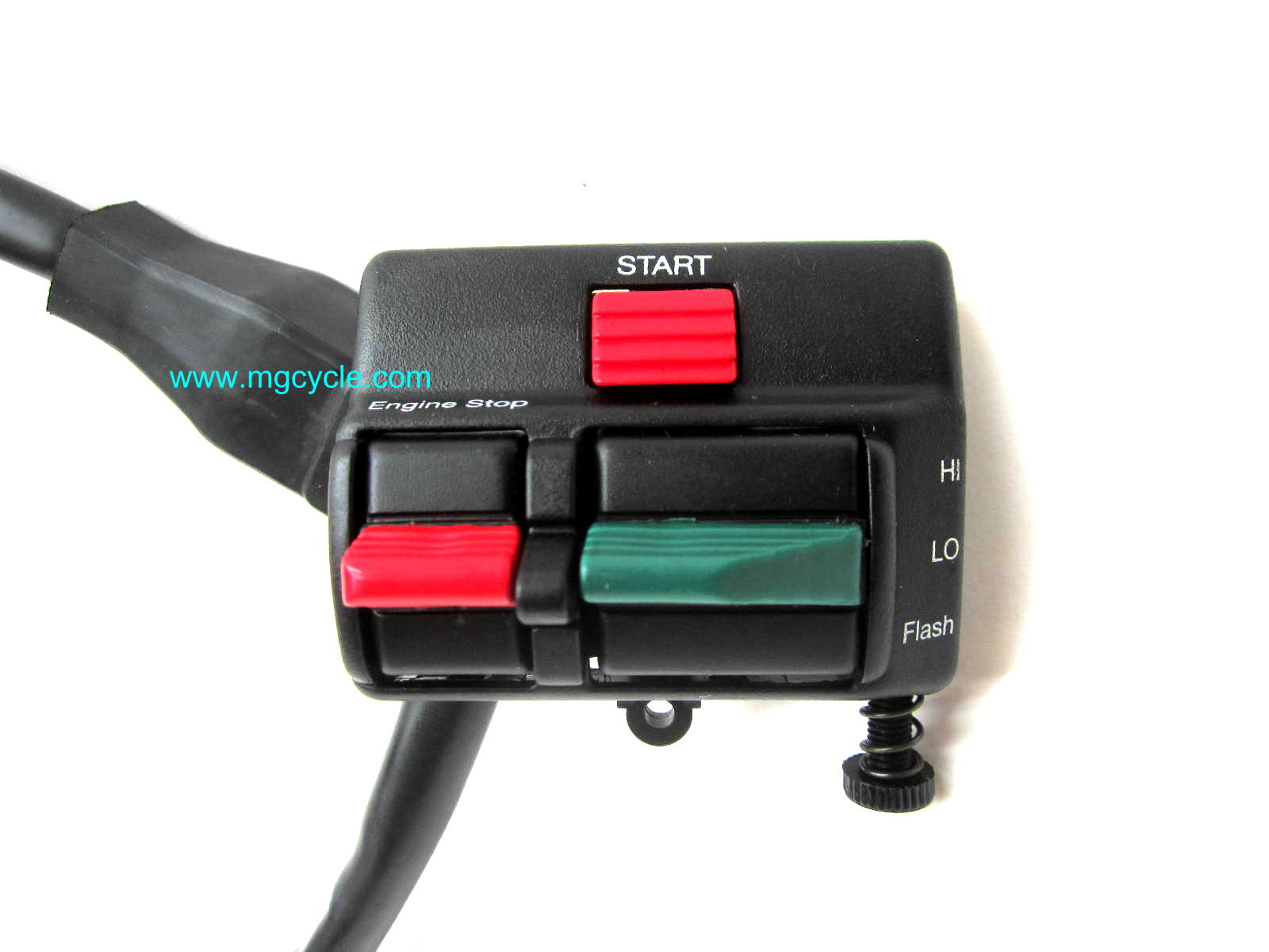Right side handlebar switch: SP2, LM4, T5, V65 Lario GU28750340