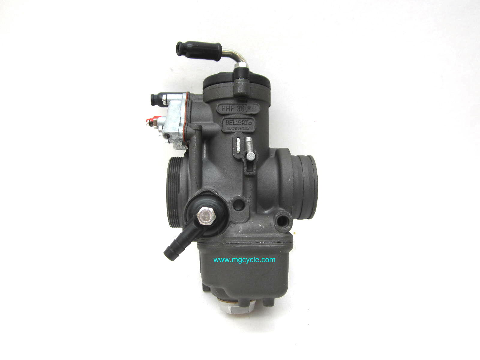 Dellorto PHF36 carburator, as on SP3, left side