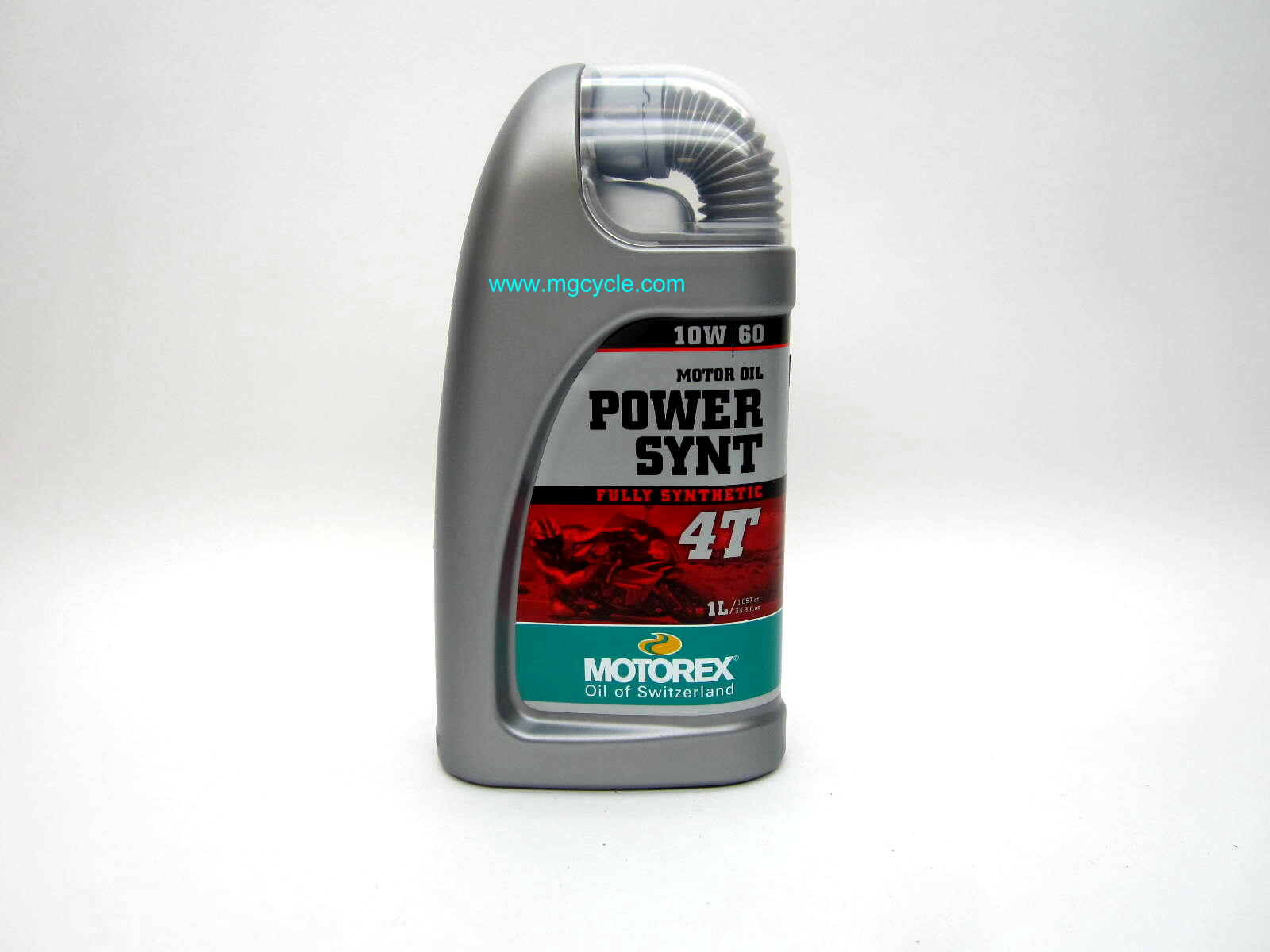 Motorex POWER SYNT 4T 10W60 synthetic motor oil, 1 liter