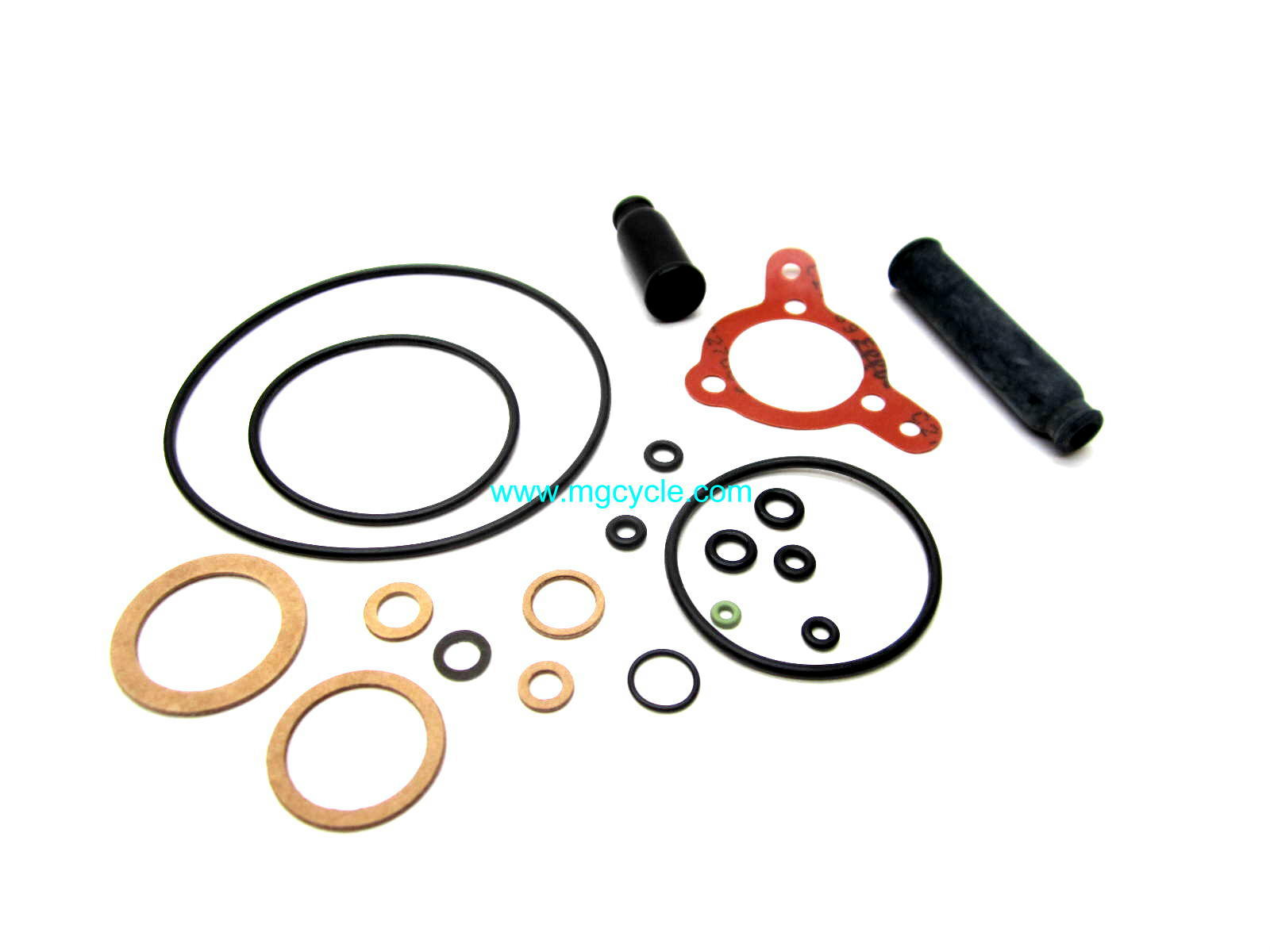 Dellorto 52547 carb kit PHF 30/32/34/36 without bellcranks