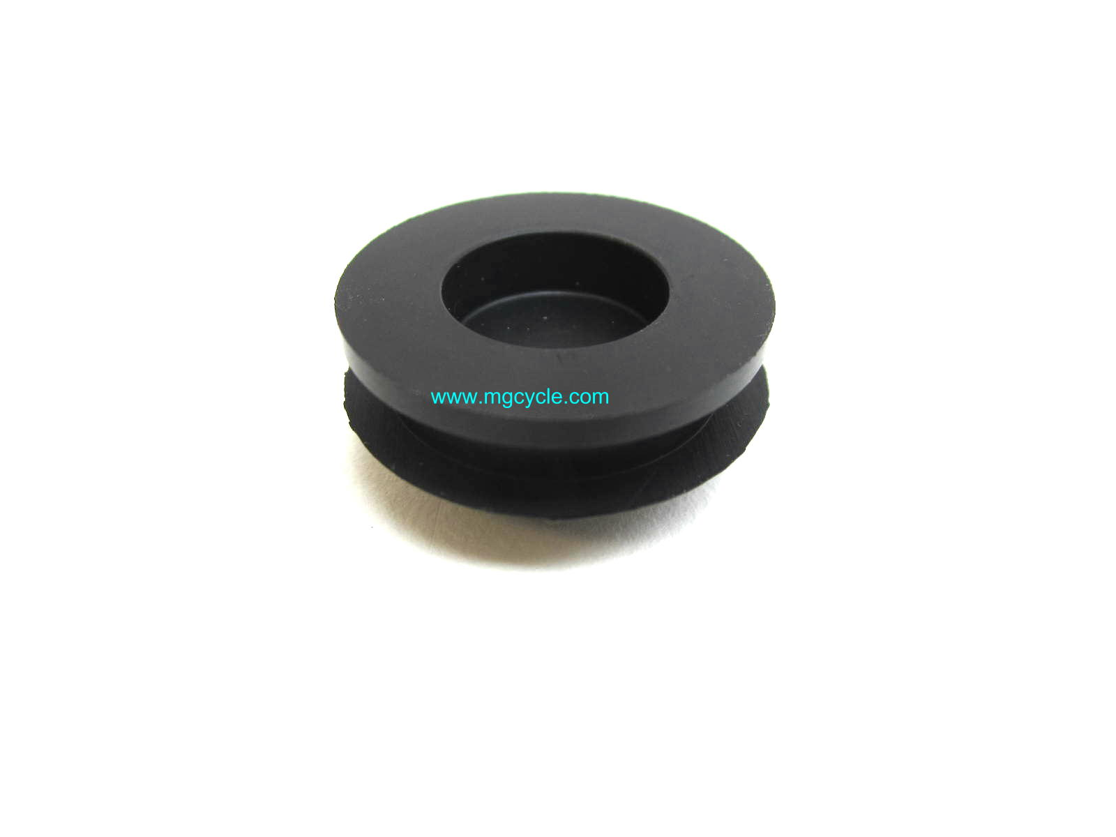 Rubber plug timing inspection flywheel view hole most all Guzzis