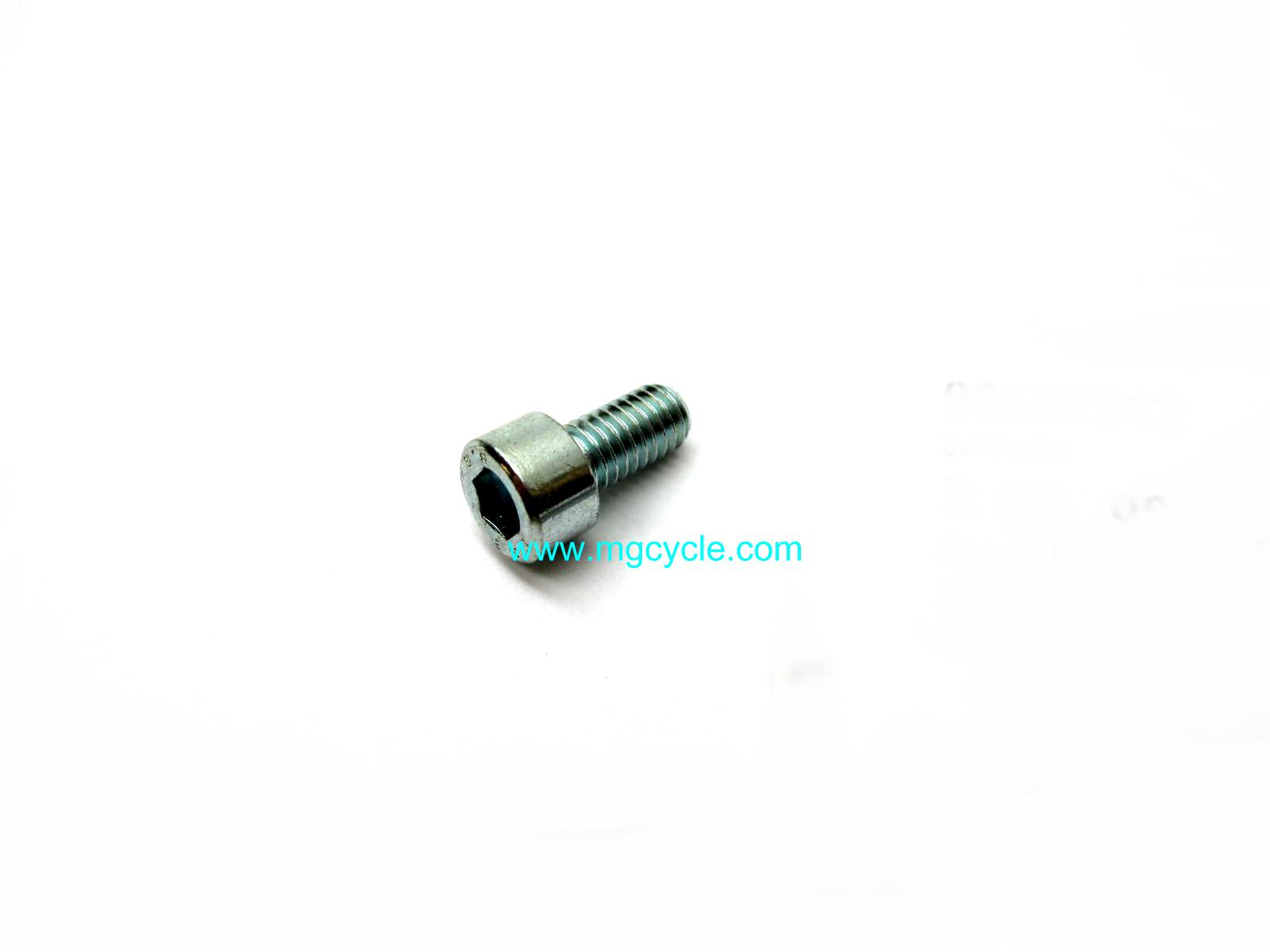 V11 Sport, screw for bar end weight