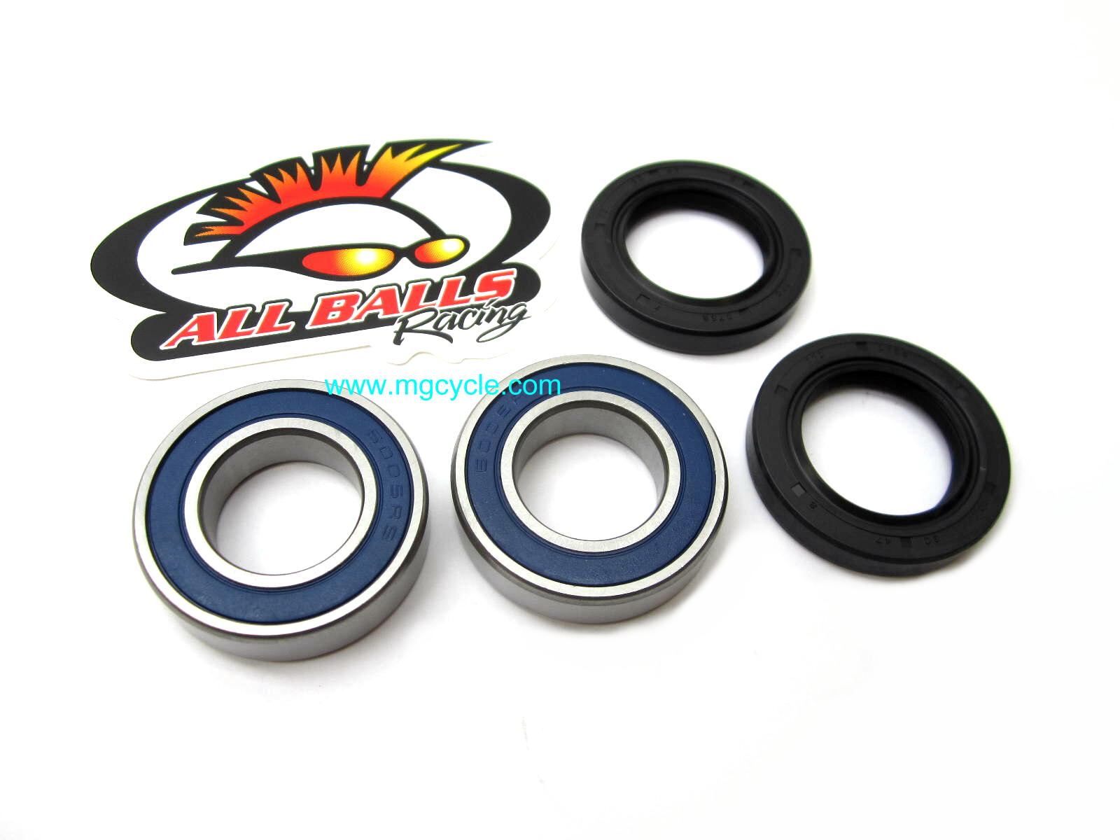 All Balls front wheel bearing kit: Griso Stelvio Breva Norge