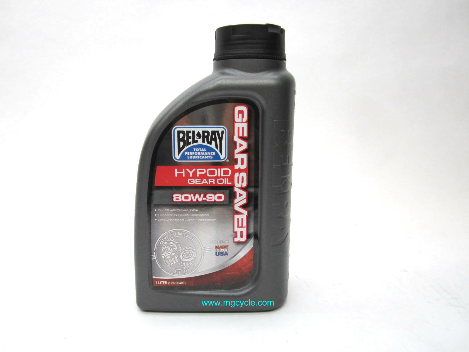 BelRay Gear Saver hypoid gear oil SAE 80W90 1 liter