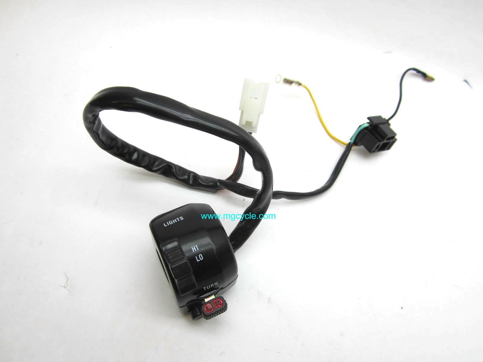 Lights horn turn signal Universal Yamaha left handlebar switch
